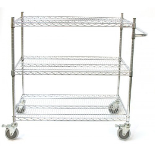 3-tier wire trolley-500x500