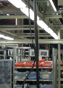EZ-Glider Position Control Telescoping Torque Arm