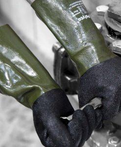 Grip It® Oil Gauntlet C5 (Kevlar Gloves)